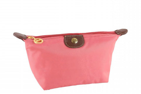 Longchamp 1948 Coin Purse Bright Pink