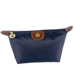 Longchamp 1948 Coin Purse Dark Blue