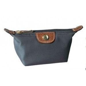 Longchamp 1948 Coin Purse Grey