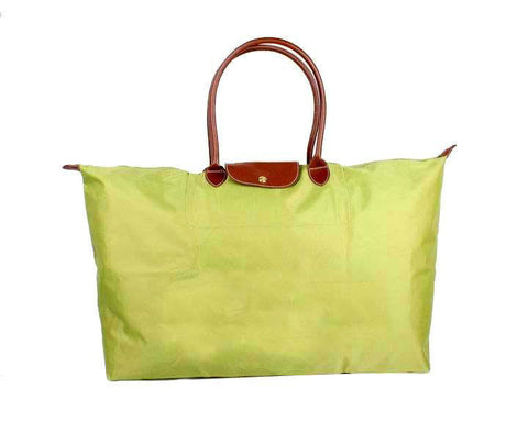 Longchamp Classic Travel Bags Green