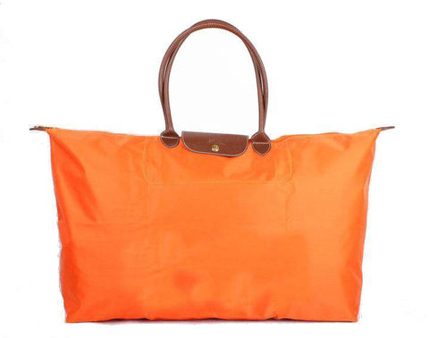 Longchamp Classic Travel Bags Orange