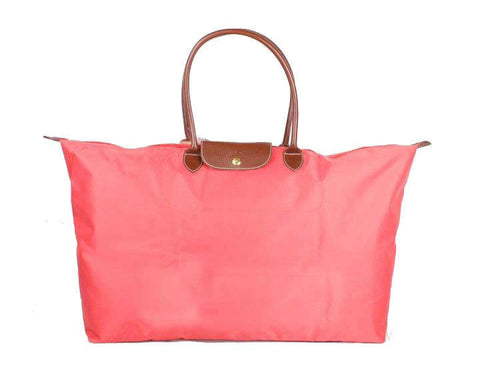 Longchamp Classic Travel Bags Pink