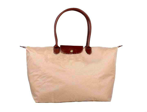 Longchamp Classic Travel Bags Beige