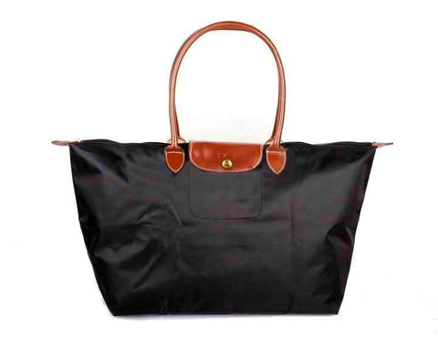 Longchamp Classic Travel Bags Black