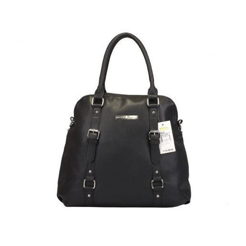 Michael Kors Bowling Large Black Tote