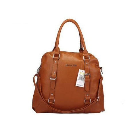 Michael Kors Bowling Large Brown Tote