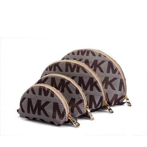 Michael Kors Circle Beige Wallet