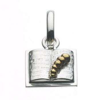 Links of London Bookworm Charm