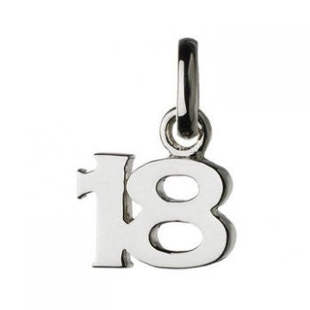 Links of London 18th Birthday Charm