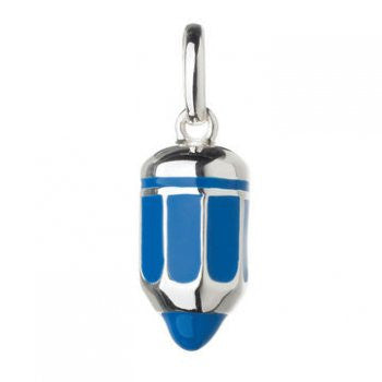 Links of London Back to School Chubby Blue Pencil Charm