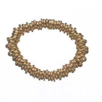 Links of London 18ct rolled gold sweetie bracelet