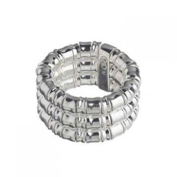 Links of London all sorts 3 row finger ring