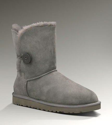 UGG Bailey Button Boots 5803 Grey