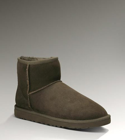 UGG Classic Mini 5854 Chocolate