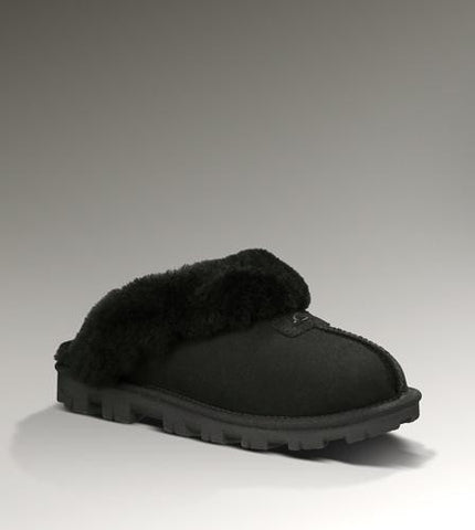 UGG Coquette Slipper 5125 Black