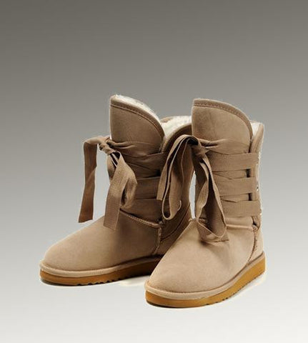 UGG Roxy Short 5828 Sand Boots