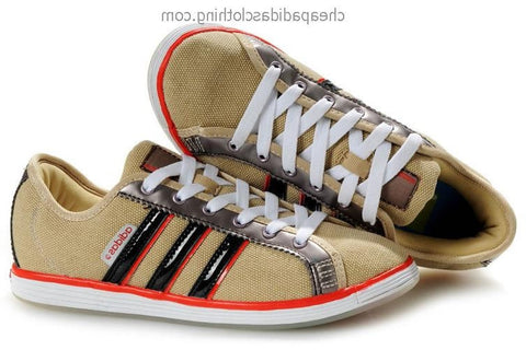 Portsmouth Womens Adidas Santa Rosa Stripe Brown Black Shell