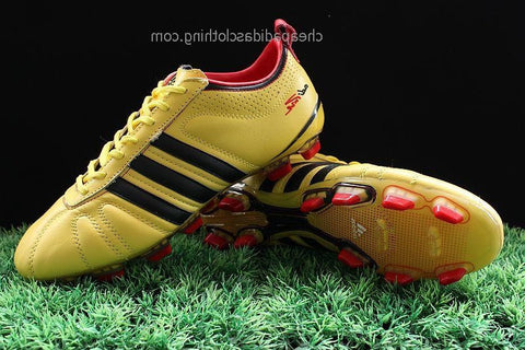 Liverpool Adidas Adipure Iv Trx Fg Football Boots Yellow/Black/Red