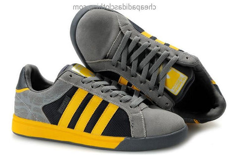 Portsmouth Mens Adidas Originals Superstar Ii Grey