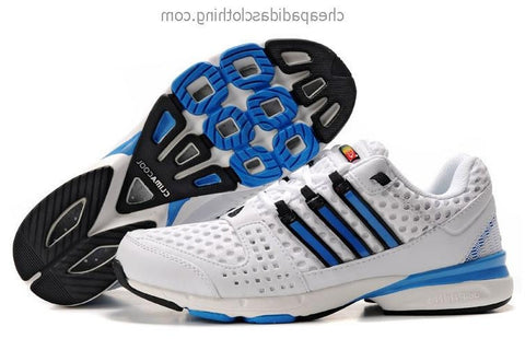 Oxford Adidas Runing Shoes Women White Blue