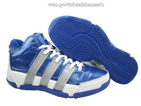 Newcastle Adidas Dwight Howard 2 Nba Blue Shoes