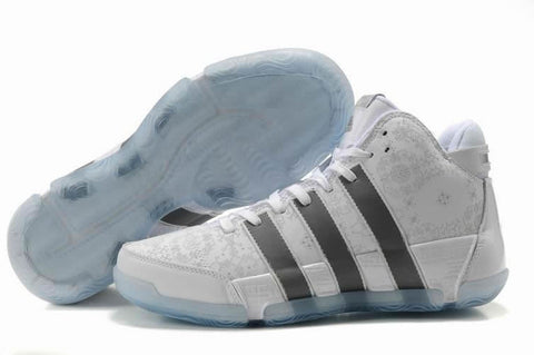 Portsmouth Adidas Dwight Howard 2 Basketball White Shoes