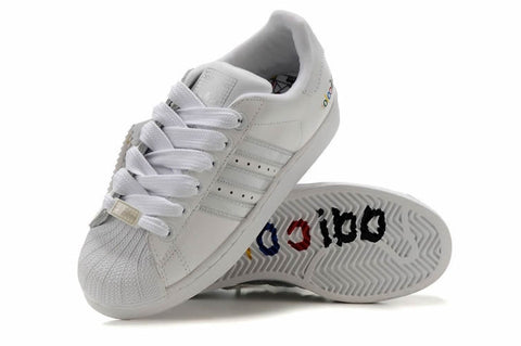 100% authentic d3488 96432 Portsmouth Adidas Adicolor Superstar Ii Low W5 (White) #562906