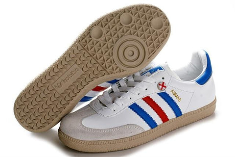 5f1110d94 Exeter Adidas Samba World Cup Pack Black White Grey Blue Red Tan