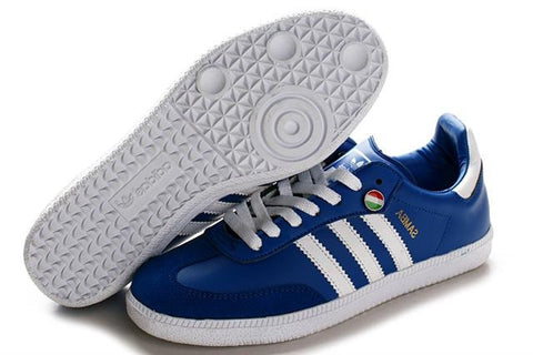 Bath Adidas Samba World Cup Pack Blue White