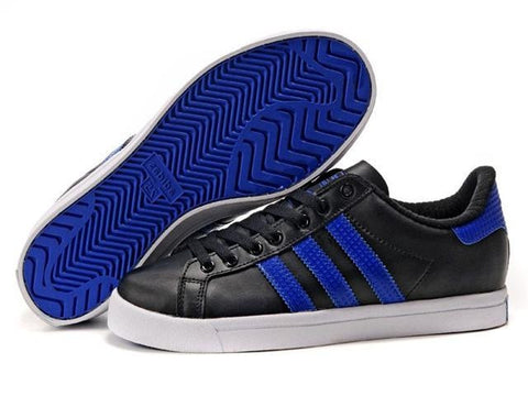 Bath Adidas Court Star Black Blue White