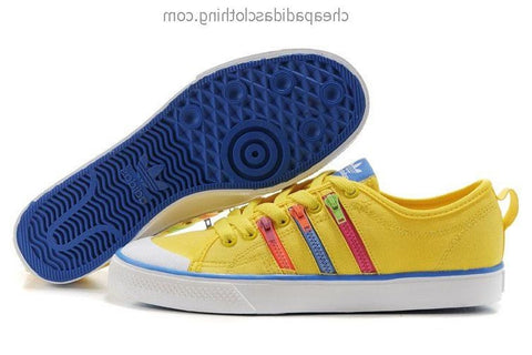 brand new 1c8a4 bb437 Qyaiw Shoes Adidas Canvas Cardiff Mens Yellow Lo Originals 7qfwH0X