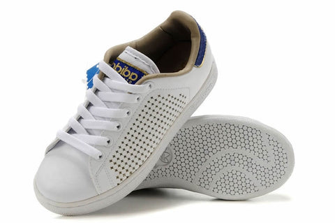 Bath Adidas Stan Smith White Brown