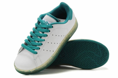 new high quality how to buy aliexpress Manchester Adidas Stan Smith Canvas White Upper Deep Green Inner ...