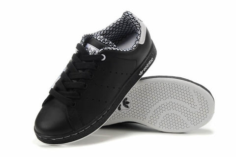 Bath Adidas Stan Smith Ii Black White 912610