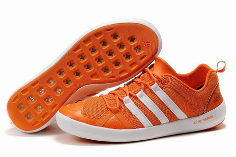 Bath Adidas Summer Shoes Orange