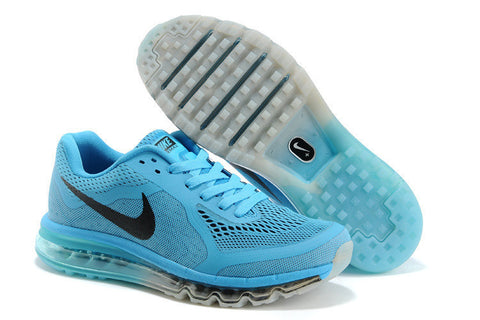 Nike Air Max 2014 First Look Womens Shoes Blue