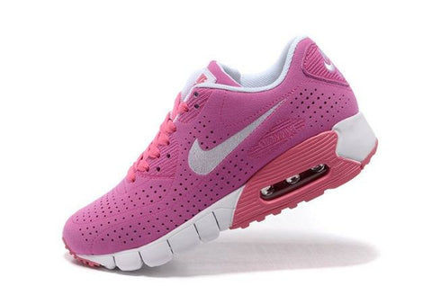 Nike Air Max 90 Current Moire Womens Pink/White