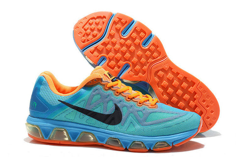 Nike Air Max Tailwind 7 Womens Shoe Turquoise / Orange / Black
