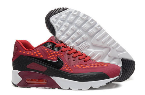 Air Max 90 Ultra BR Womens Shoe Dark Red / Black / White