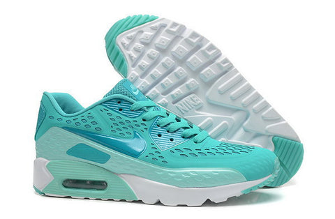 Air Max 90 Ultra BR Womens Shoe Turquosice Blue / White