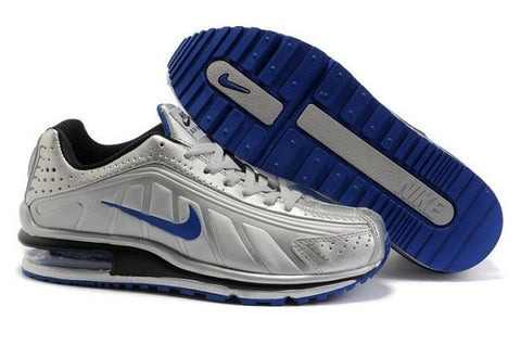 Nike Air Max R4 Mens Silver Blue