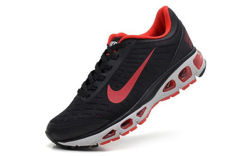 Nike Air Max Tailwind +5 Mens Black/Red-White