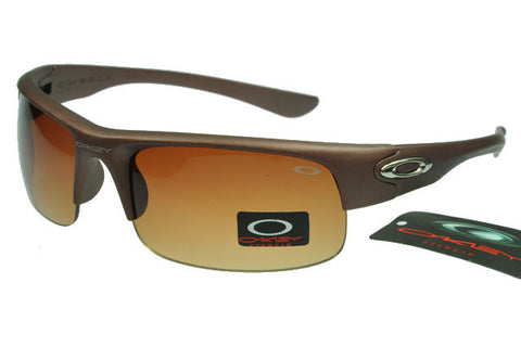 Oakley Commit Sq Semi-Rimless Brown BBT