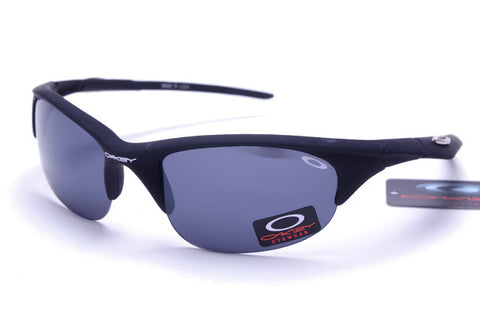 Oakley Commit Sq Semi-Rimless Navy BFB