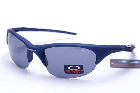 Oakley Commit Sq Semi-Rimless Blue BFD
