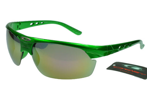Oakley Commit Sq Semi-Rimless Green BHY