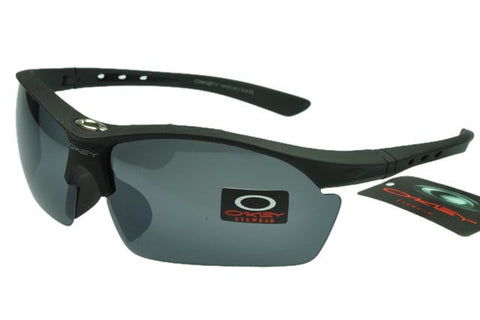 Oakley Commit Sq Semi-Rimless Black BIF
