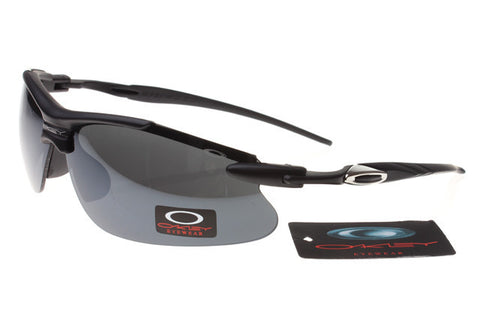 Oakley Commit Sq Semi-Rimless Black BIP