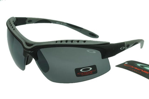 Oakley Commit Sq Semi-Rimless Grey BIY