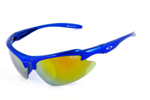 Oakley Commit Sq Semi-Rimless Blue BON